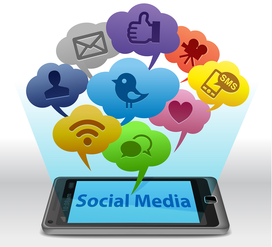 Using Social Media And New Marketing Techniques To Communicate With Clients